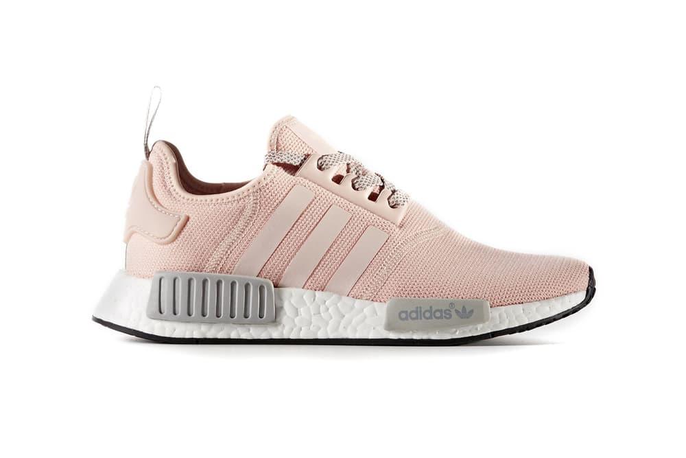 big sale d428f deeb4 adidas NMD R1 Pink Grey Pack