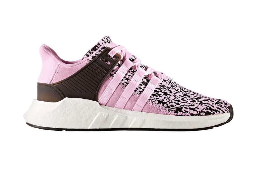 adidas Originals EQT Support 93/17 Pixel Camouflage Pink