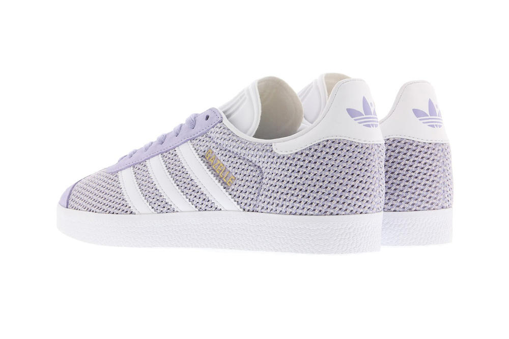 adidas Originals Gazelle Easy Green Talc Pastel Purple