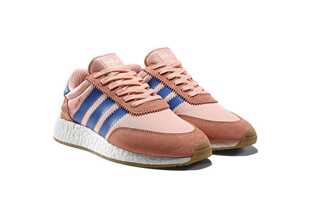 adidas Originals Iniki Runner Haze Coral Blue