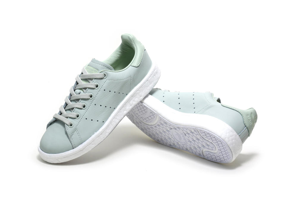adidas Originals Stan Smith BOOST Linen Green