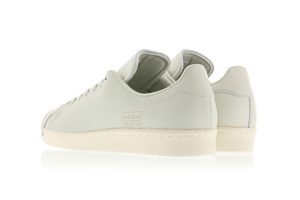 adidas Originals Superstar 80s Clean White