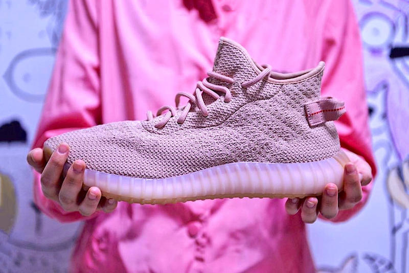 aac01f5054add adidas Originals Yeezy Boost 650 Pink Sample Kanye West