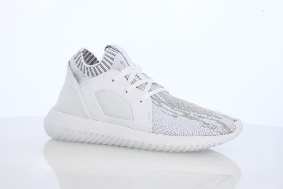 adidas Originals Tubular Defiant Primeknit Clear Granite