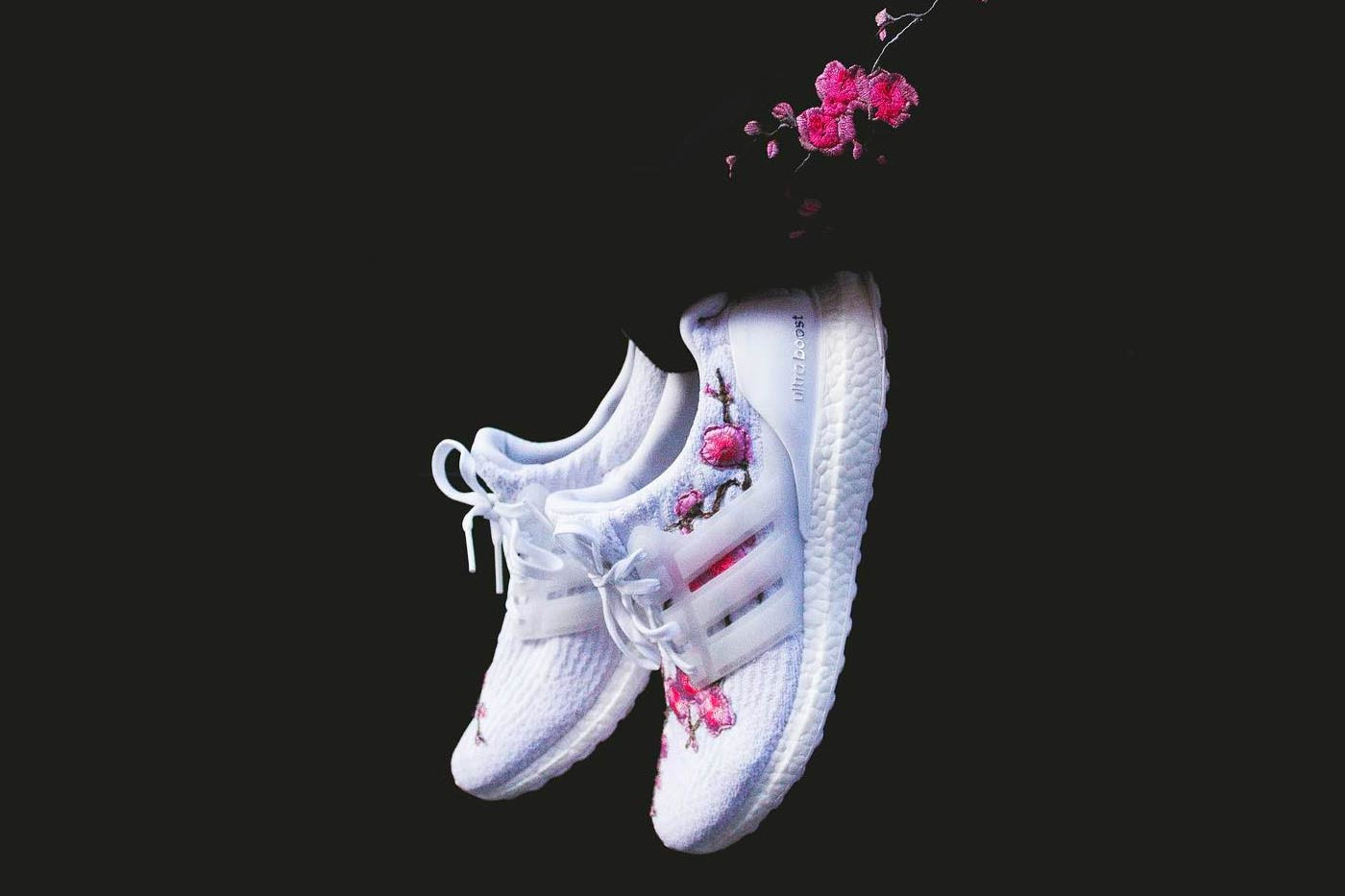 adidas UltraBOOST Blooms With Cherry