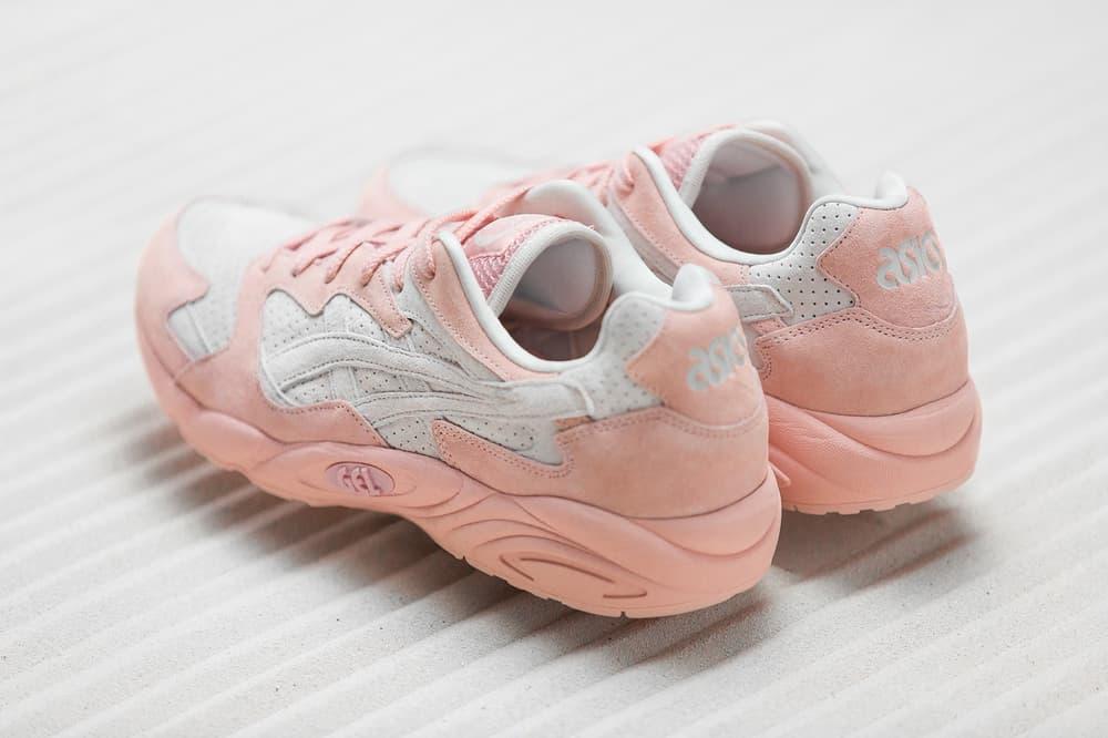 ASICS Tiger GEL-DIABLO Superior Birch Pink White
