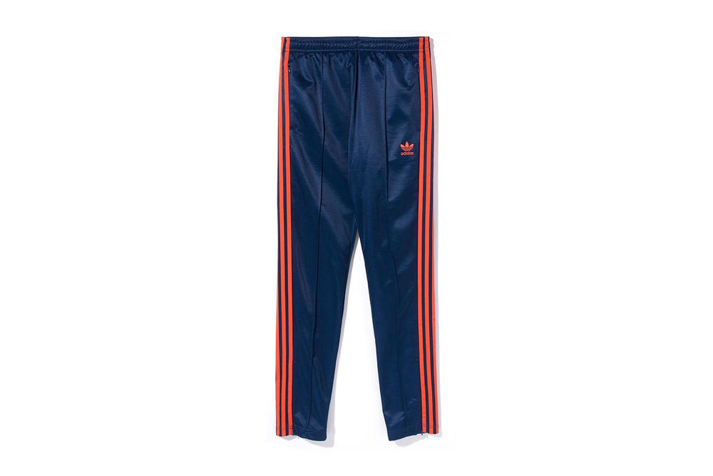 BEAUTY & YOUTH x adidas Originals Satin Track Pants