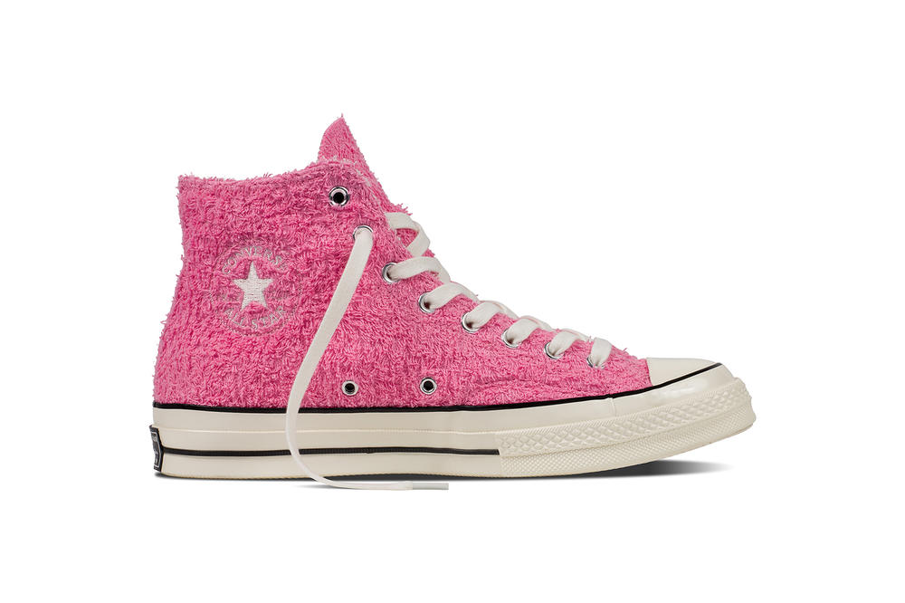 Converse Chuck Taylor All Star '70 Fuzzy Bunny Pack Pink Blue