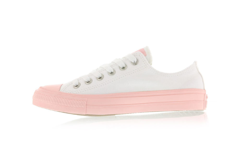 Converse Chuck Taylor All Star Pastel Sole Pink Blue Mint
