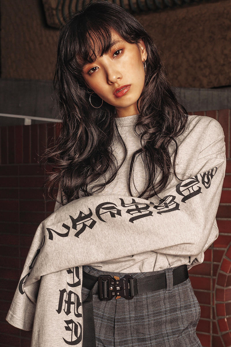 Culumi Nakada Editorial Badboi Vetements