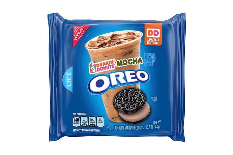 Dunkin' Donuts Oreo Mocha