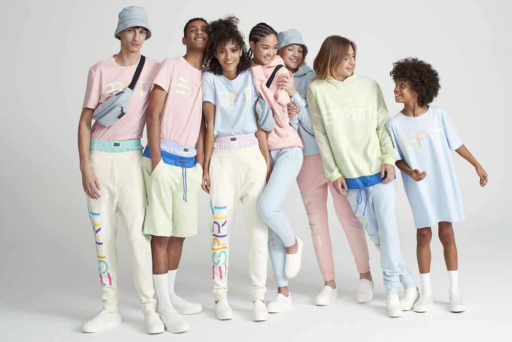 Esprit Opening Ceremony 2017 Spring Summer Collection Second Collaboration Pastel