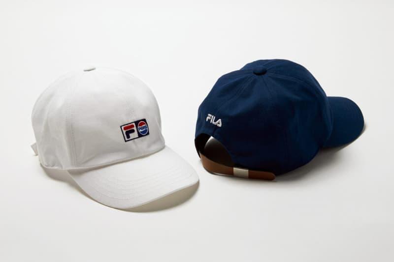 FILA Korea Pepsi 2017 Collection Collaboration