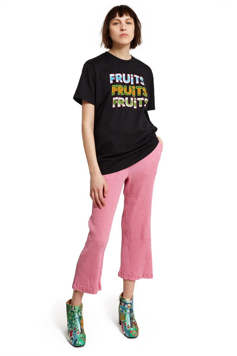 FRUiTS Magazine Opening Ceremony Collection