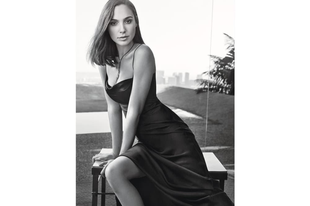 Gal Gadot Wonder Woman W Magazine