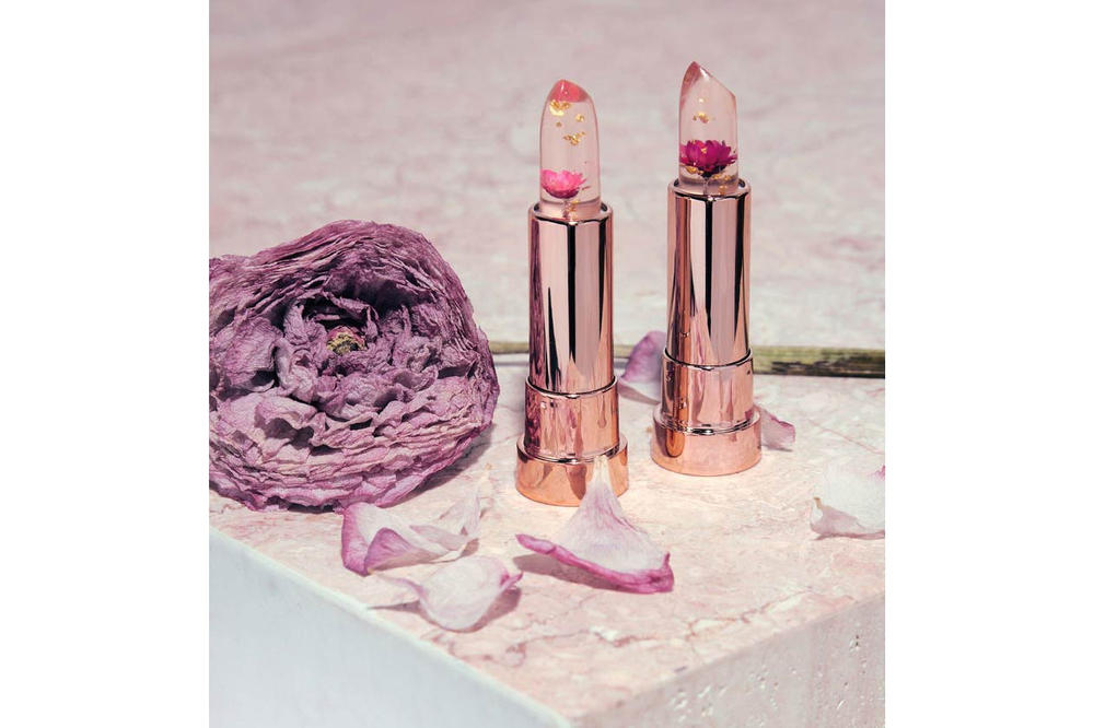 Flower Lipstick Kailijumei Pixie Rose