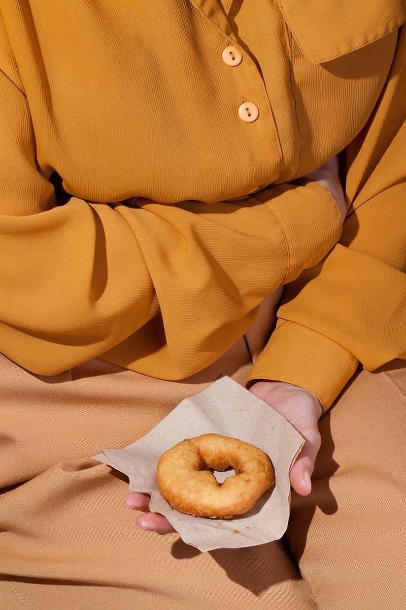 Wardrobe Snacks Photography Series Kelsey McClellan Michelle Maguire