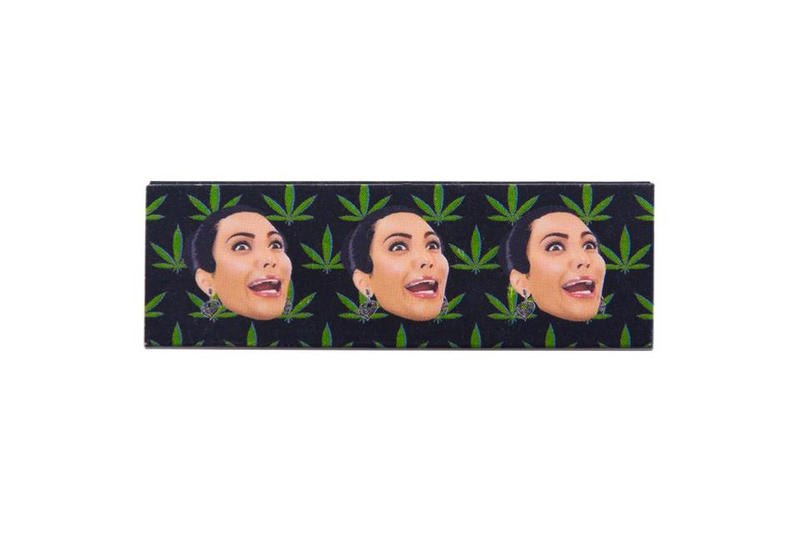 Kim Kardashian 420 Kimoji Merch ugly cry kimoji ass tray