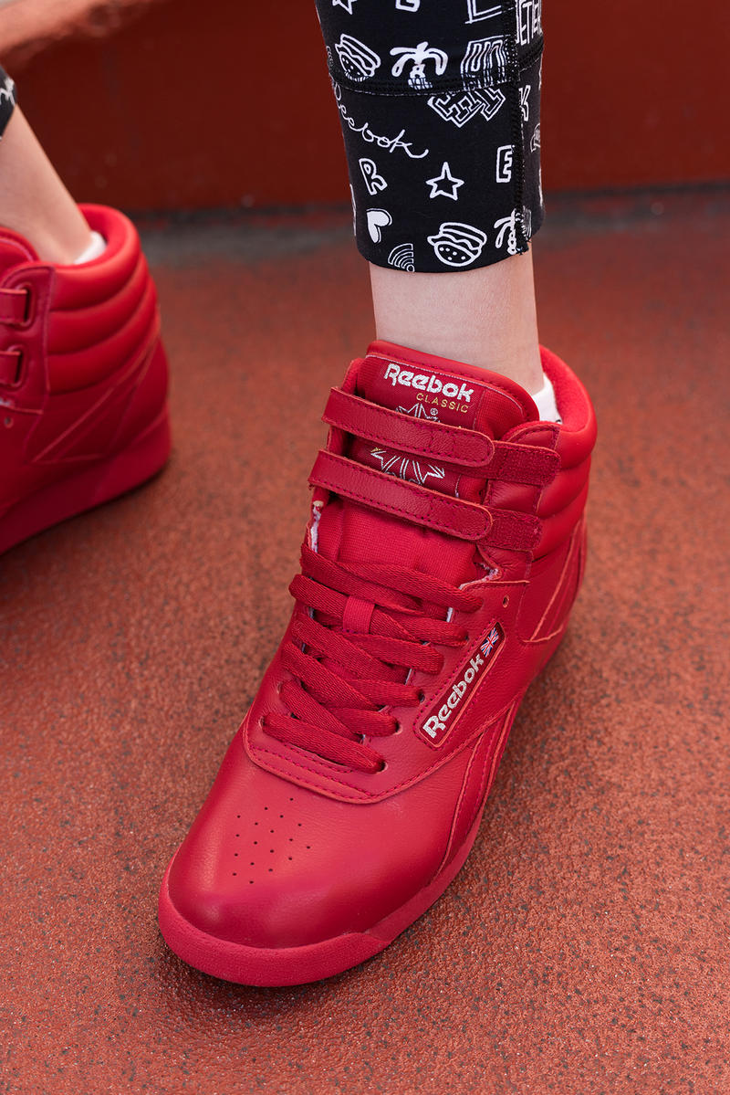 Local Heroes Reebok Classic Sportswear Capsule Collection