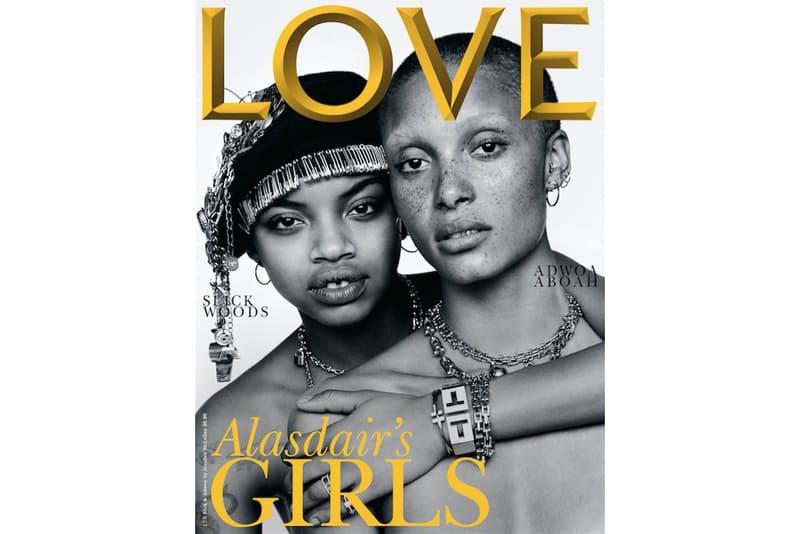 LOVE Magazine Issue 17.5 Alasdair's Girls