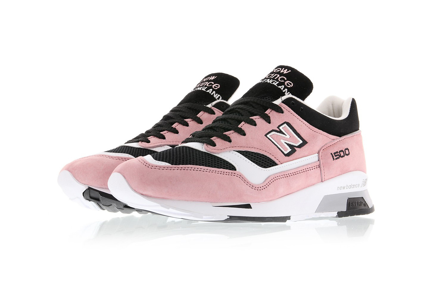 This Pink and Black New Balance 1500 Is