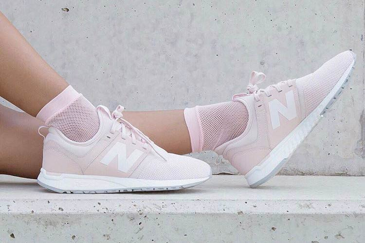 sentido común en el medio de la nada apagado  New Balance 247 Is Made Into a Pale Pink Dream | HYPEBAE