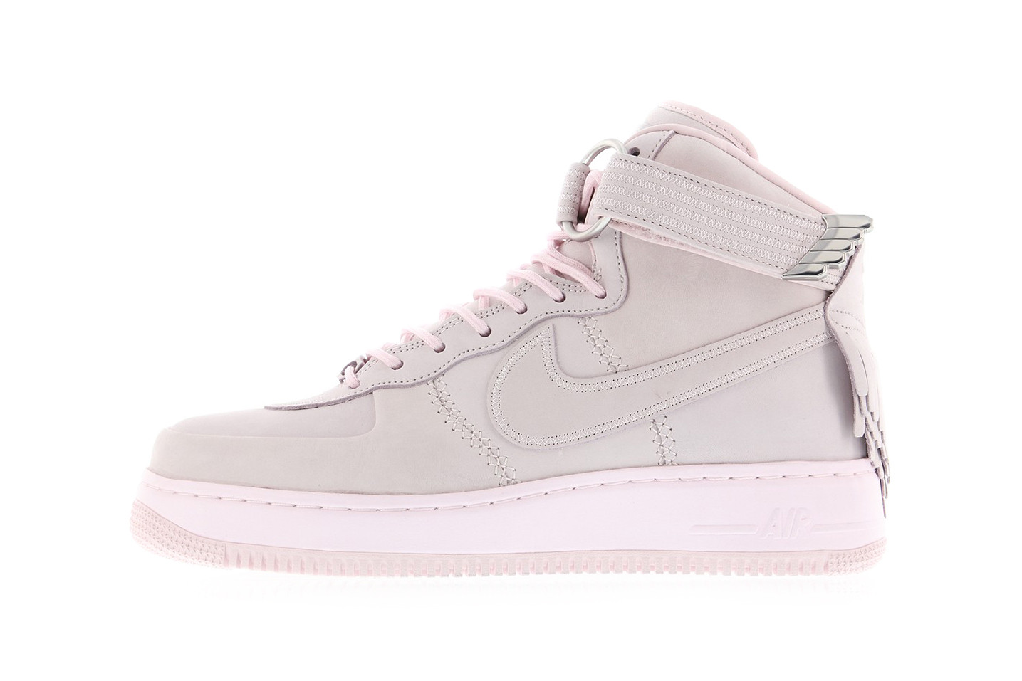 nike air force 1 07 lux rose gold