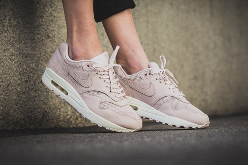 0e34d6df57e5 The Nike Air Max 1 Pinnacle Gets Dipped in Pastel Pink