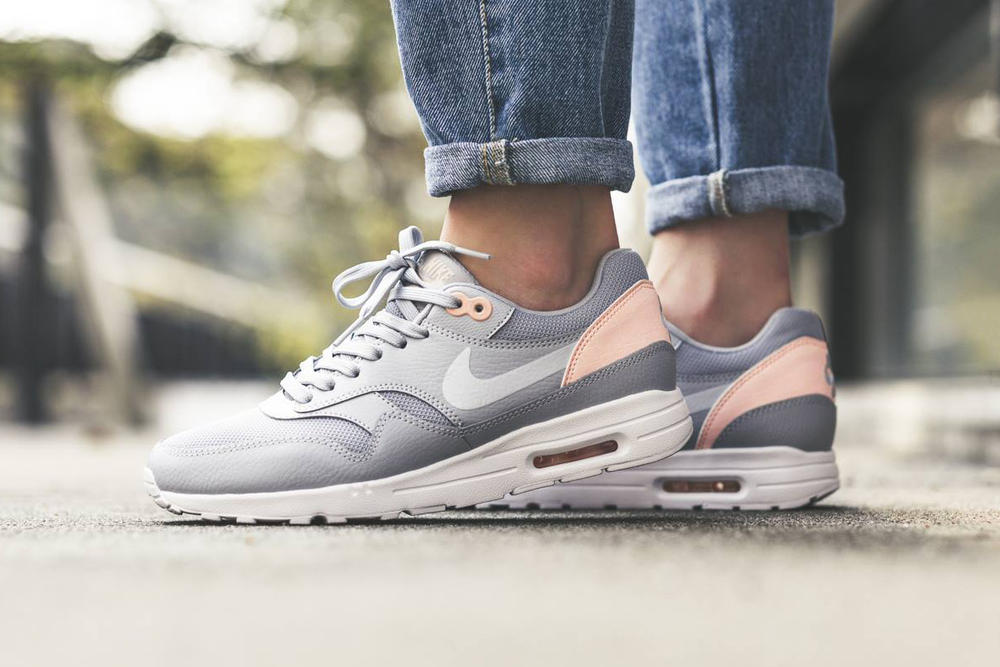 Nike Air Max 1 Ultra 2.0 Wolf Grey Sunset Tint