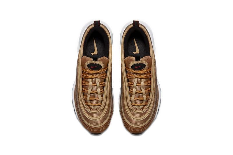 Nike Air Max 97 Metallic Gold