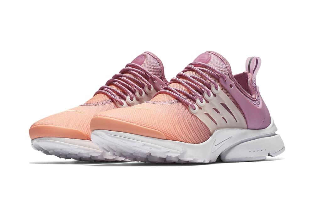 Nike Air Presto Ultra Breathe Sunset Glow Pink Coral Peach