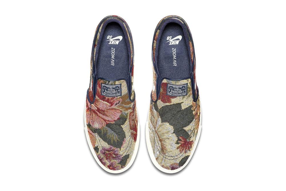 Nike SB Stefan Janoski Slip-On Tapestry