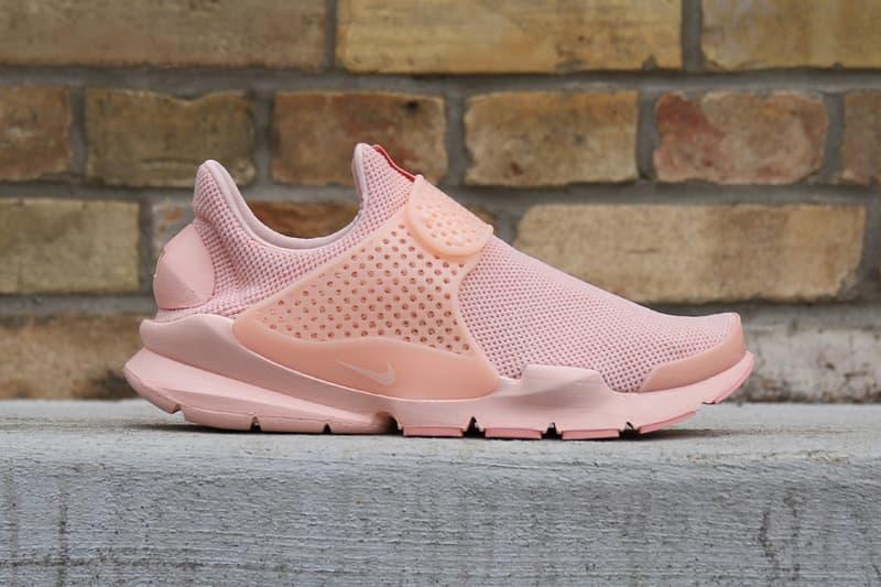 Nike Sock Dart Breathe Arctic Orange