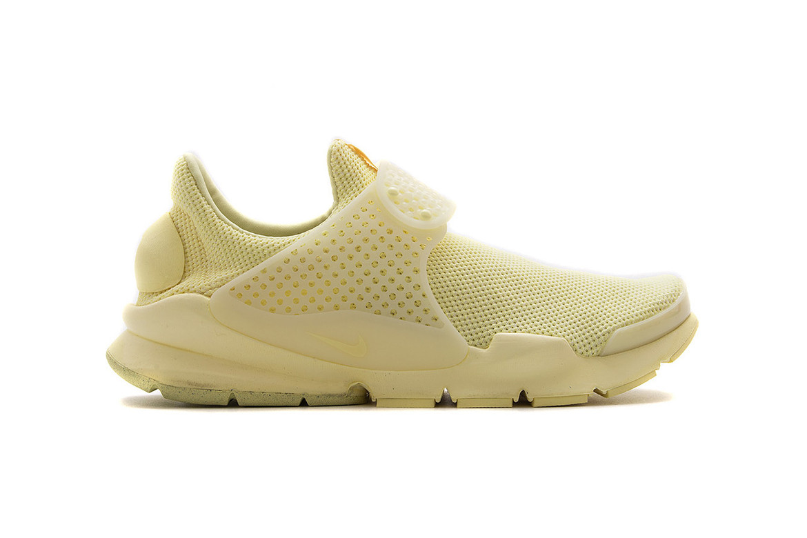detailed pictures 3544a aa7f8 Peep Nike Sock Dart Breathe in Lemon Chiffon | HYPEBAE
