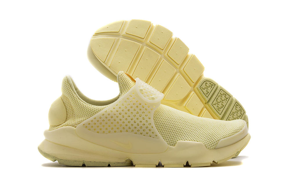Nike Sock Dart Breathe Lemon Chiffon