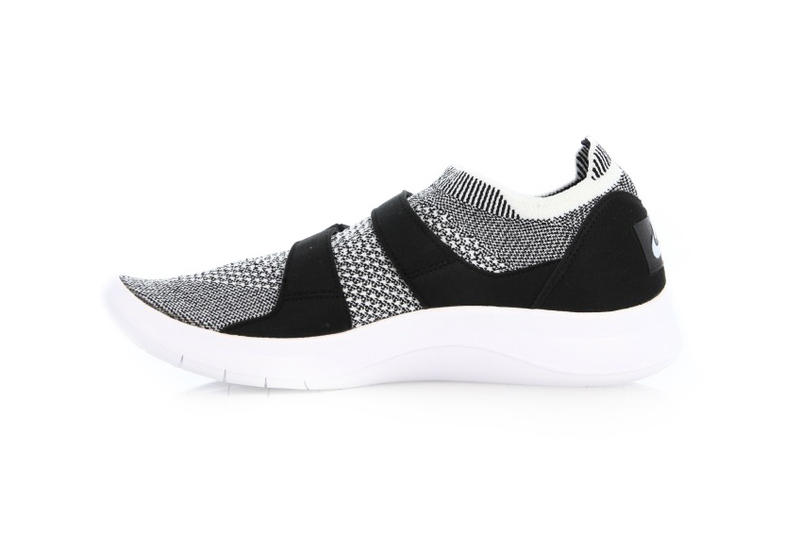 Nike Flyknit Air Sock Racer Ultra Pink and Black