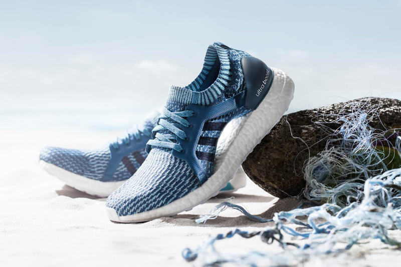 0cb69857c58 Parley x adidas Introduce Three New UltraBOOSTs