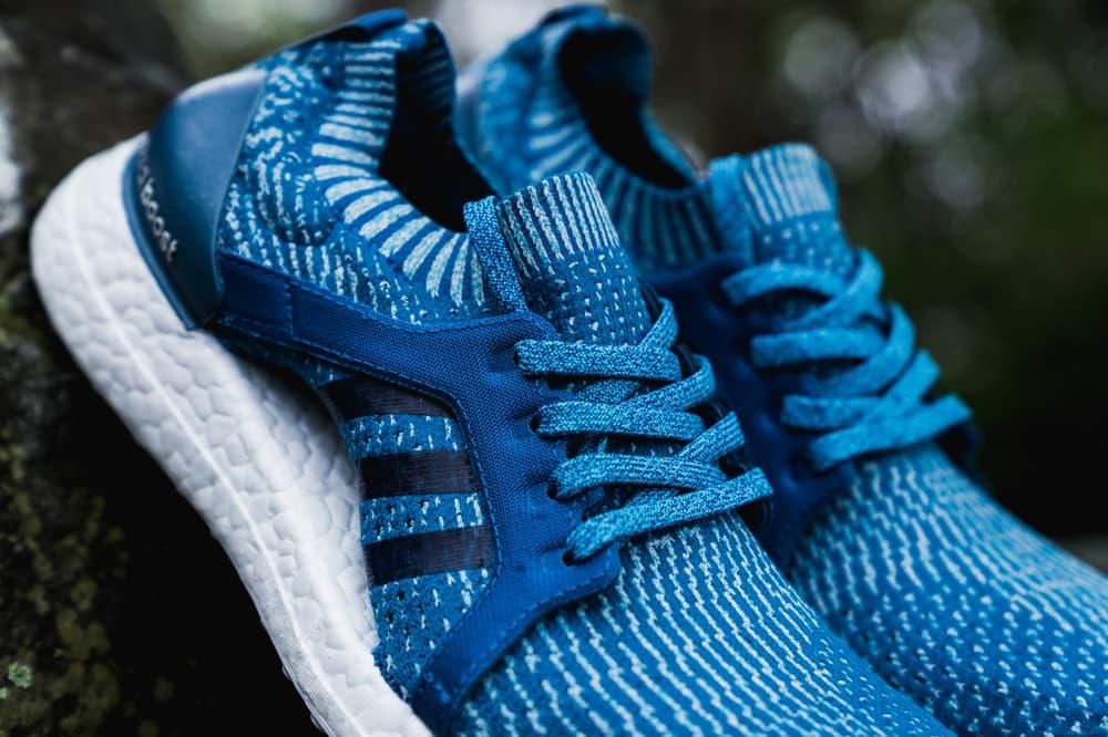 Parley x adidas UltraBOOST X Women's Blue