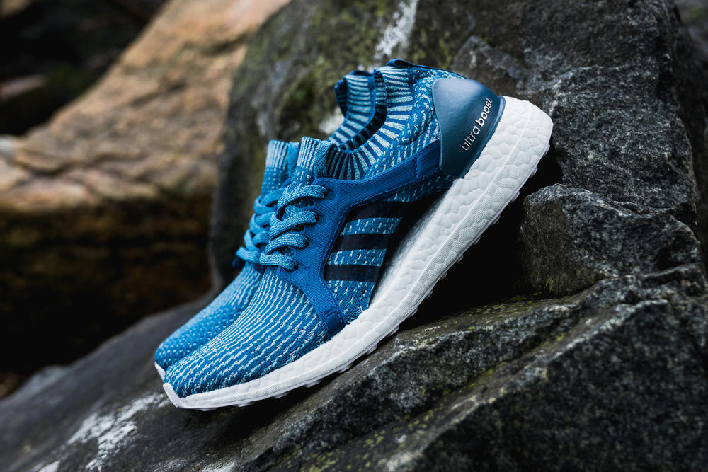 big sale b9190 41d08 Closer Look at the Parley x adidas UltraBOOST X | HYPEBAE