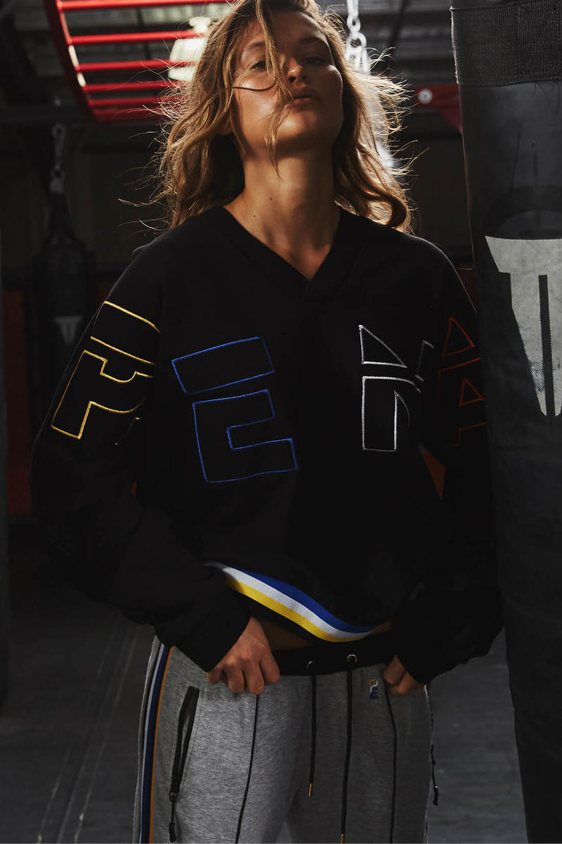 P.E Nation SS17 STAR SQUAD Campaign Lookbook motocross sportswear