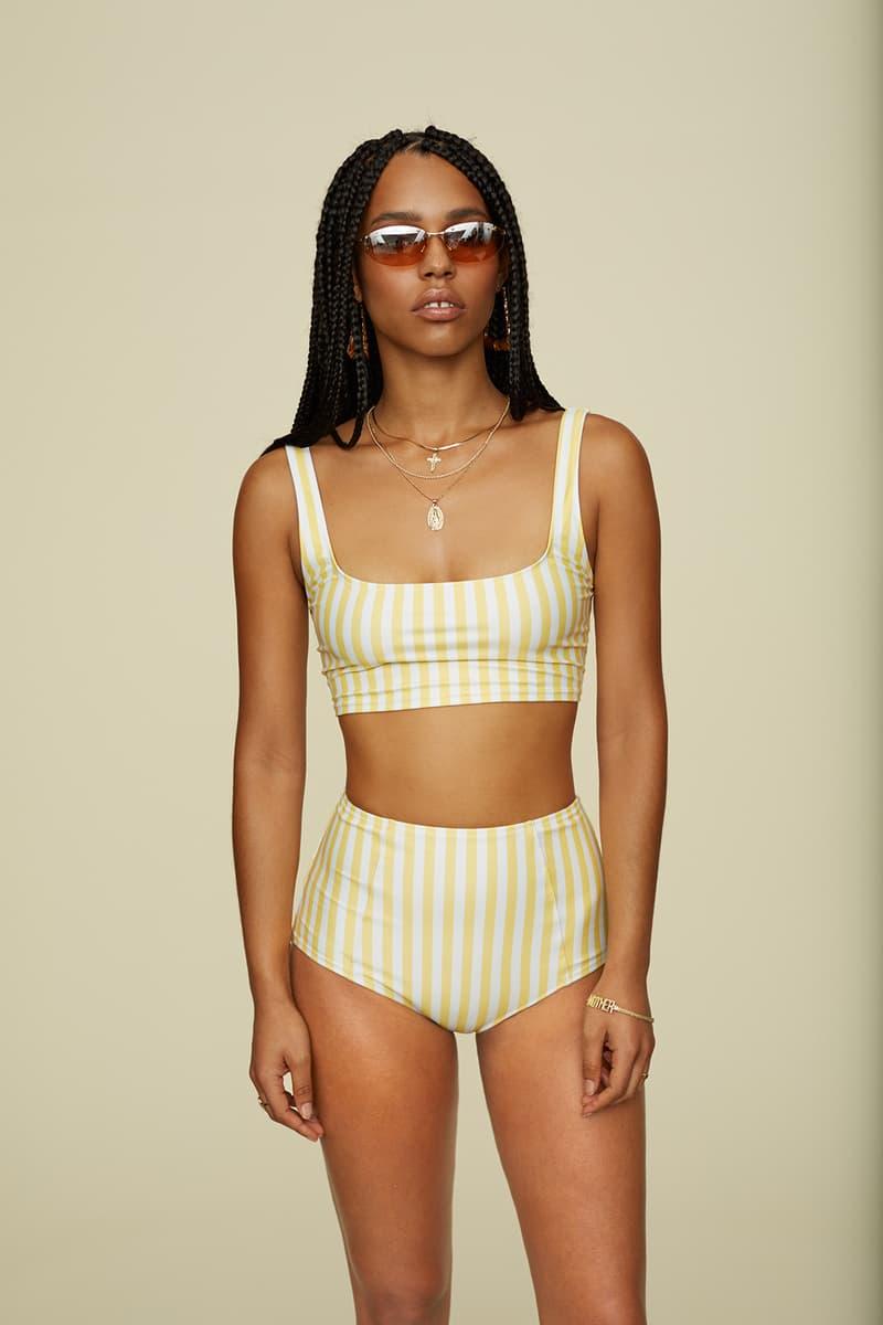 Reformation Swimwear 2017 Spring Summer Collection