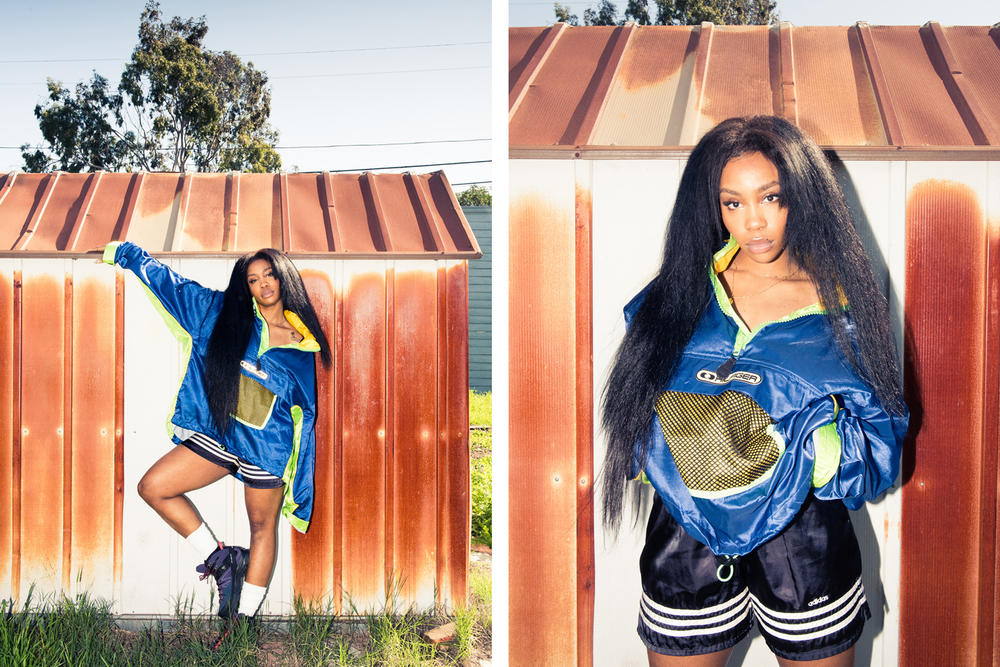 SZA The Coveteur