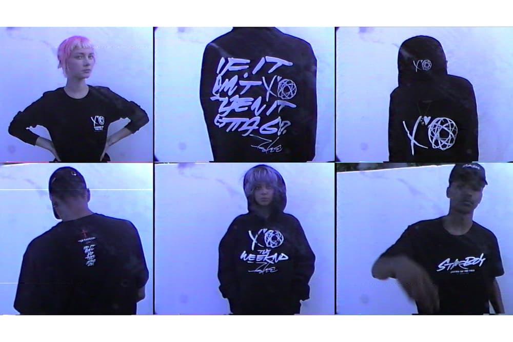 Futura 2000 The Weeknd XO Artist Capsule