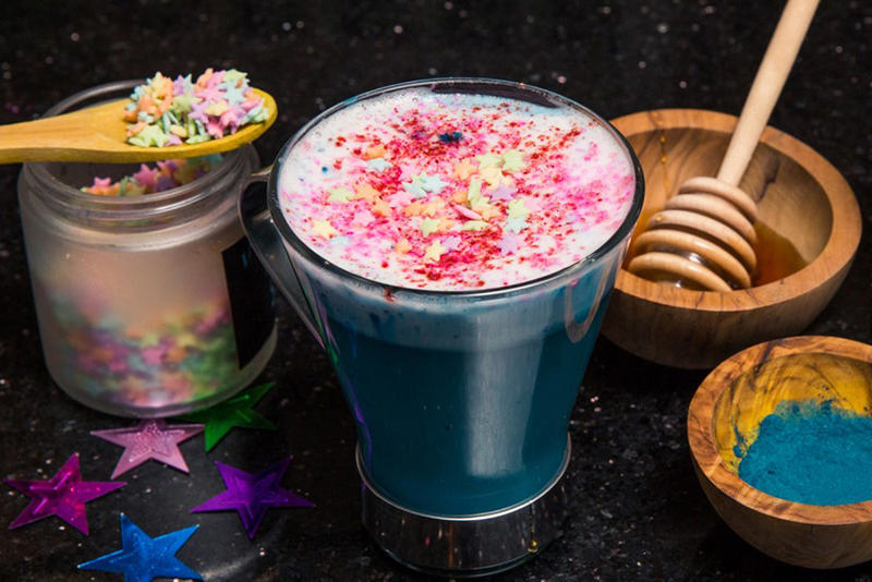 Unicorn Latte Recipe Brooklyn The End