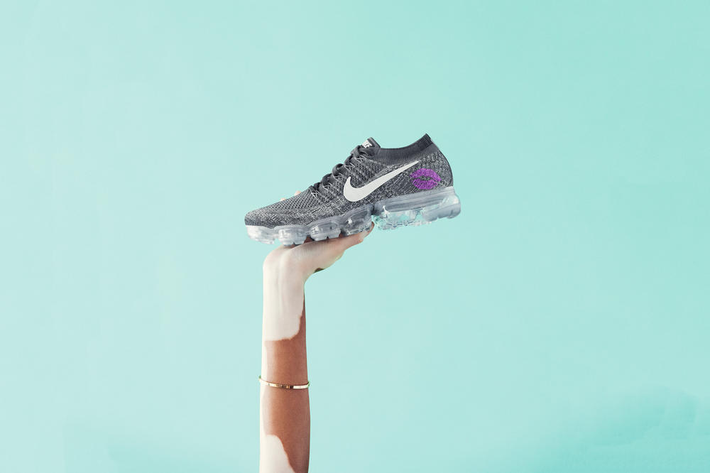 Winnie Harlow Nike Air VaporMax Asphalt