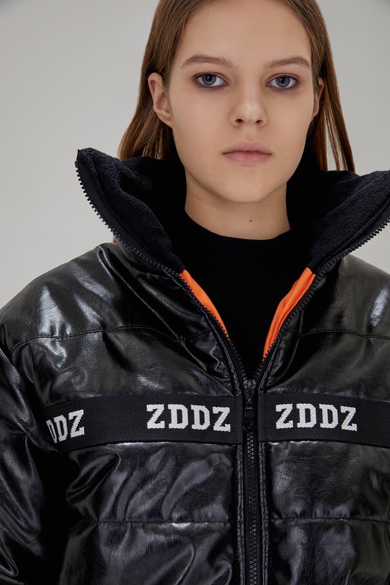 ZDDZ 2017 Fall Winter Lookbook