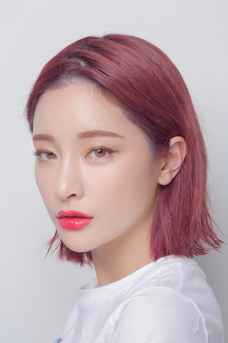 3CE Treatment Hair Tint Rose Gold Pink