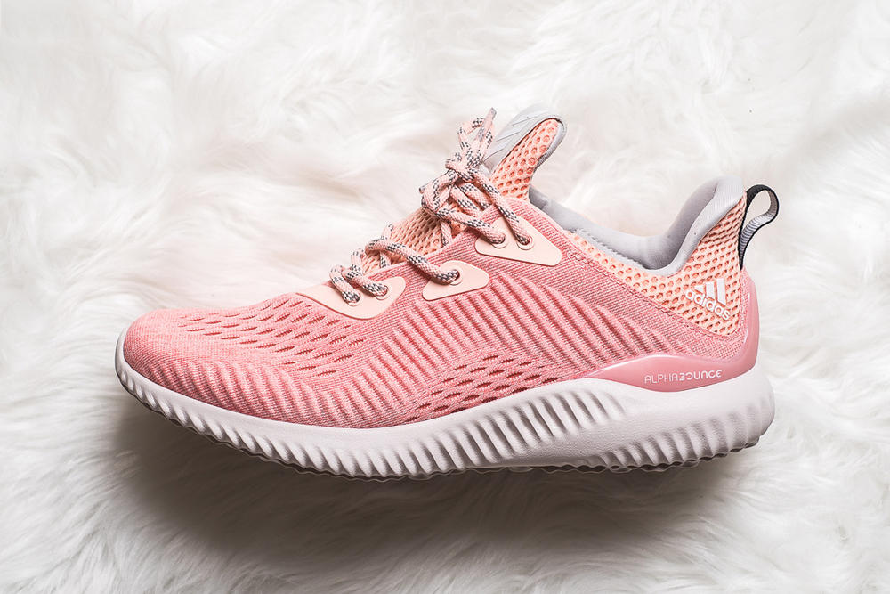 adidas AlphaBOUNCE Pink