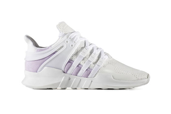 adidas Originals EQT Support ADV triple white hyper violet