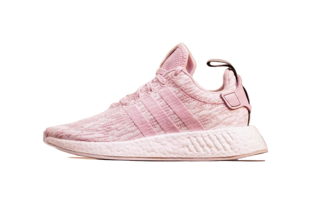 e26aea6f8cc There s a Baby Pink adidas NMD R2 on Its Way